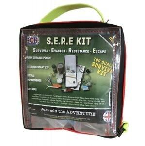 BCB Adventure sada pro přežití S.E.R.E Kit