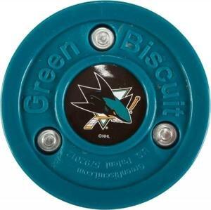 Green Biscuit Puk NHL San Jose Sharks - San Jose Sharks