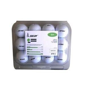 Sulov Sada golfových míčků Spin 12ks blister