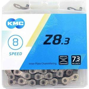 Kmc Z8.3 Stříbrno/šedý BOX řetěz
