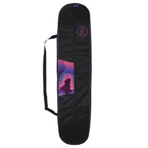 Gravity Vivid Jr black 19/20 dětský obal na snowboard - 120 cm