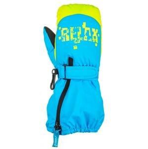 Relax Dětské lyžařské rukavice PUZZYTO RR17H - 8Y