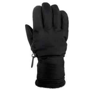 Relax RR19A Icepeak černá dámské lyžařské rukavice - M