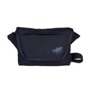 CabinZero Flapjack 4L Absolute Black taška