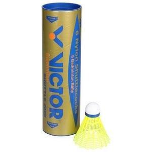 Victor Gold 2000 badmintonové míčky modrá - tuba 6 ks