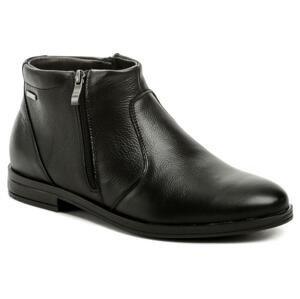 Bukat 252 černé pánské zimní boty - EU 40