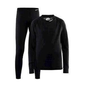 Craft Nordic Wool Set černý - 98/10 - černá