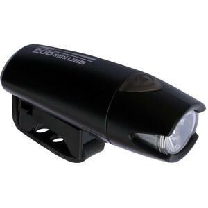 Smart světlo přední Polaris 183-USB 200lm černé