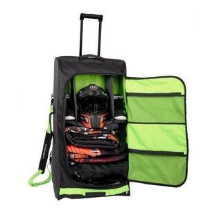 Unihoc Goalie Bag OXYGEN LINE taška pro brankáře + míčky 4-pack