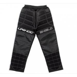 Unihoc Shield SR brankařské kalhoty + míčky 4-pack - L