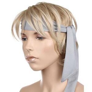 Merco Extra Dry sportovní čelenka šedá