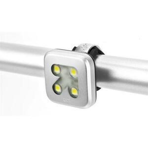 Knog Blinder 4 Arrow Přední - Stříbrné světlo