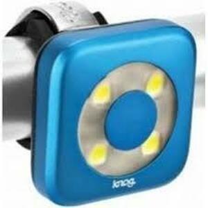 Knog Blinder 4 Circle Přední - Modré světlo