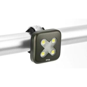 Knog Blinder 4 Cross Přední - Ocelové světlo