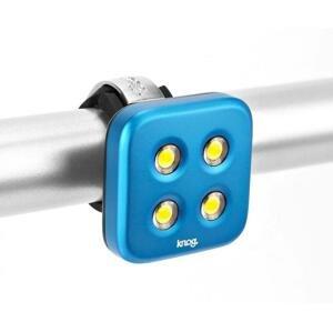 Knog Blinder 4 Standart Přední - Modré světlo