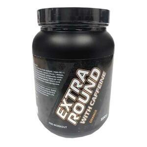 Bear Foot Extra Round s kofeinem 500g - pomeranč