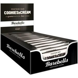 Barebells Protein Bar 12×55g - lískový oříšek - nugát