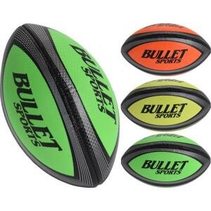 Sedco Dětský míč RUGBY BULLET SPORTS - 3 - Oranžový