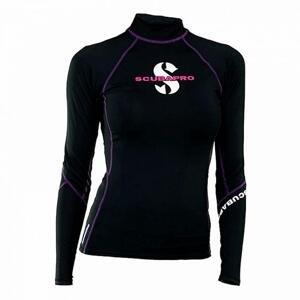 Scubapro Dámské lycrové triko T-FLEX ONYX UPF80, dlouhý rukáv - S (dostupnost 7-9 dní)