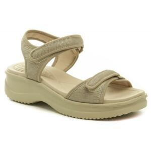 Azaleia 320-321 béžové dámské sandály - EU 41