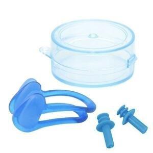 Scubia SET pro plavce - špunty do uší + klapka na nos Escubia 71010