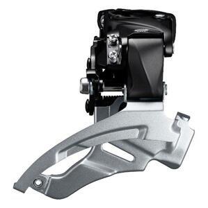Shimano přesmykač Altus FD-M2000 9 speed 34,9mm (s adaptérem na 31,8 a 28,6 mm ) Down Swing
