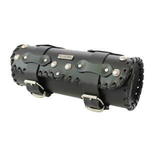 RSA Kožená rolka na motorku Chopper/Custom RSA-2B