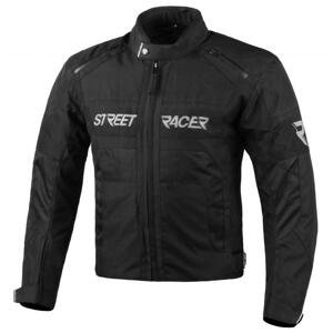 Street Racer Definit černá - 4XL