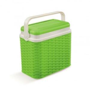 Adriatic Chladící box 10 l ratan zelený