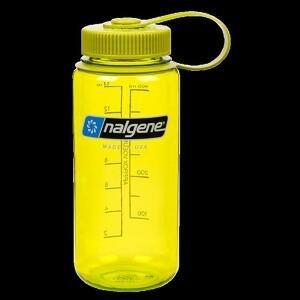 Nalgene Láhev WIDE MOUTH 500 ml - purple (dostupnost 8-10 dní)