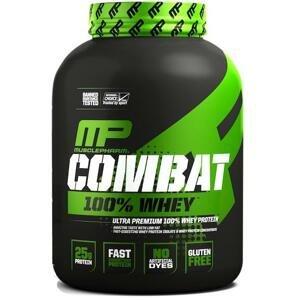 MusclePharm Combat 100% Whey 2269g - vanilka