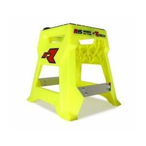 Rtech Stojan MX R15 (technopolymer / hliník), (neon žlutý/černá)