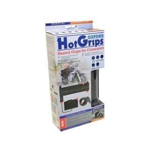 Oxford Gripy vyhřívané Hotgrips Commuter, - Anglie