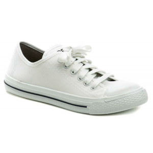3F bílé plátěné tenisky 3MB11-5 - EU 38