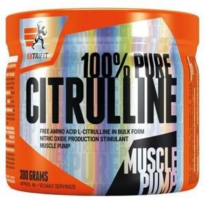 Extrifit Citrulline Pure Powder 300g - pomeranč