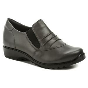 Axel AXCW111 šedé dámské polobotky boty - EU 36
