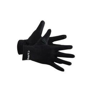 Craft CORE Essence Thermal 1909934 rukavice - S - černá
