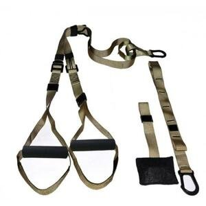 Sedco Multi gym trainer ZÁVĚS khaki - Khaki