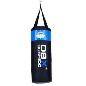 BUSHIDO Boxovací pytel DBX 80cm/30cm 15-20kg pro děti, modrý