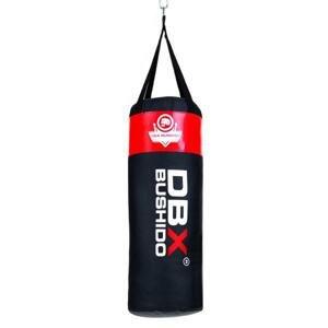 BUSHIDO Boxovací pytel DBX 80cm/30cm 15-20kg pro děti, červený
