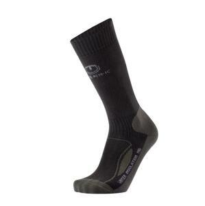 Therm-ic WINTER INSULATION MID BLACK zimní ponožky - 37-38