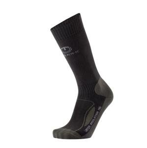 Therm-ic WINTER INSULATION MID BLACK zimní ponožky - 39-41