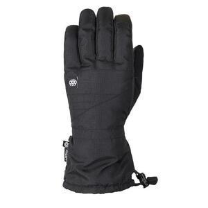 686 Gauntlet Glove Black (BLK) rukavice POUZE M (VÝPRODEJ)
