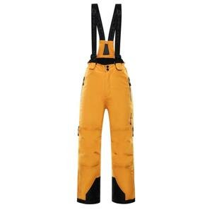 Alpine Pro NUDDO 5 oranžové - 116-122