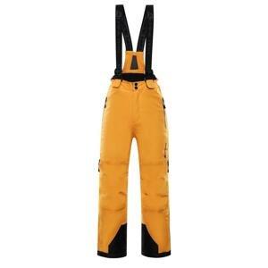 Alpine Pro NUDDO 5 oranžové - 140-146
