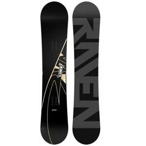 Raven Element Rocker carbon snowboard + Gravity G2 black 20/21 vázání - 159 cm wide + M (EU 39,5-41,5)
