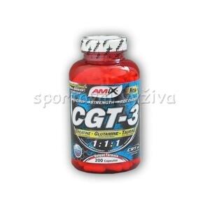 Amix CGT-3 200 kapslí