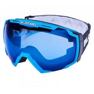 Blizzard Lyžařské brýle 926DAVZSO - Modrá