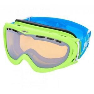Blizzard Lyžařské brýle 905MDAVZFO - Neonová zelená