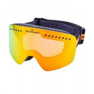Blizzard Lyžařské brýle 983MDAVZO RED - Černá